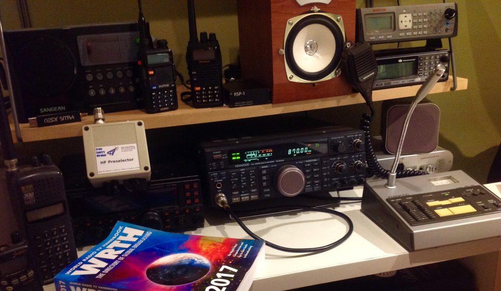 Estación de Radio de Adrian/LU1CQM