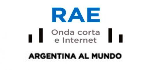 Visita a RAE, Argentina al Mundo - EB1TR
