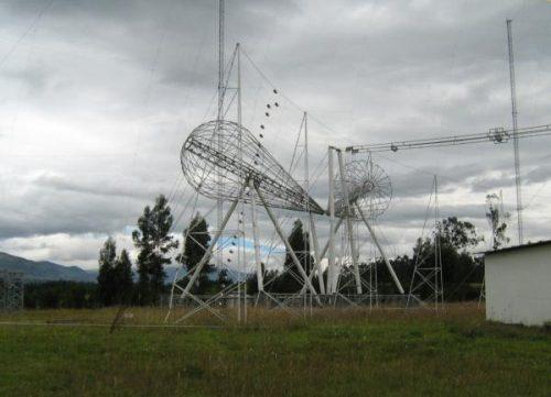 antena de la voz de los andes